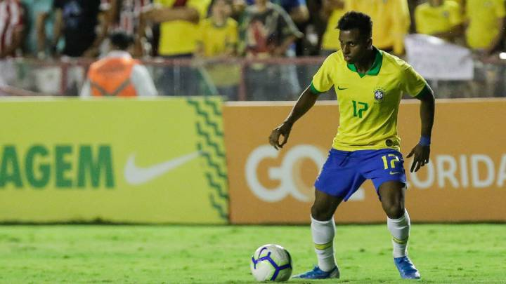 Los 18 convocados de Brasil a Tokio 2020