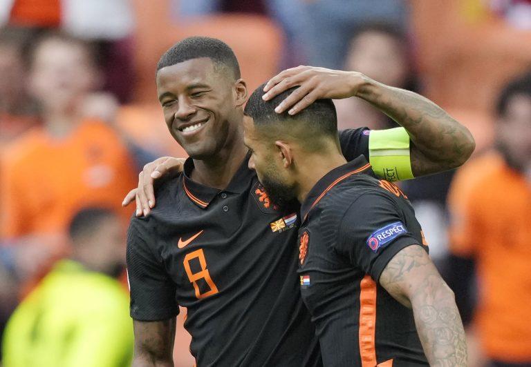 Holanda continúa con paso perfecto en la Euro 2020