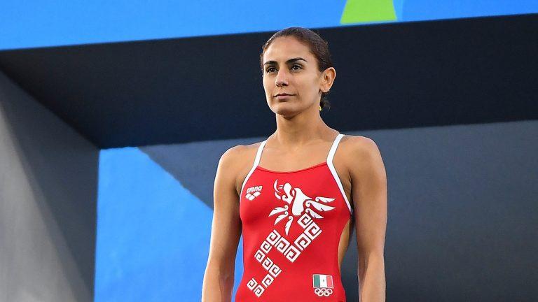 Paola Espinosa quedó fuera de Tokio 2020