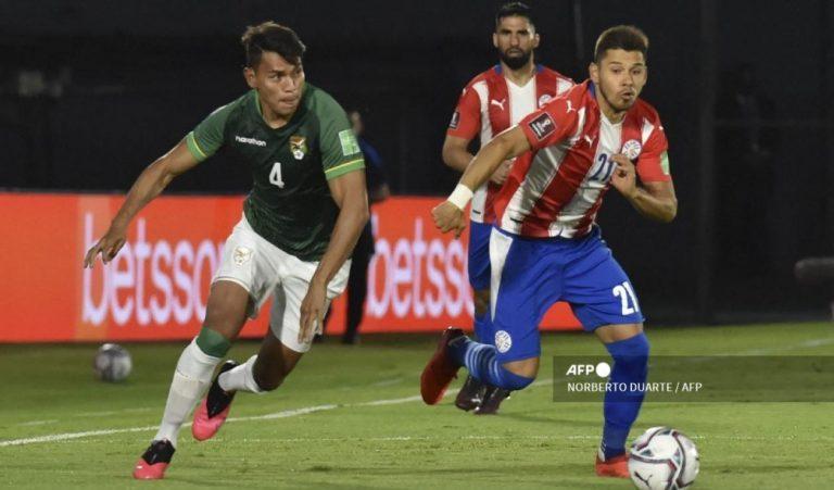 Debut victorioso de Paraguay en la Copa América