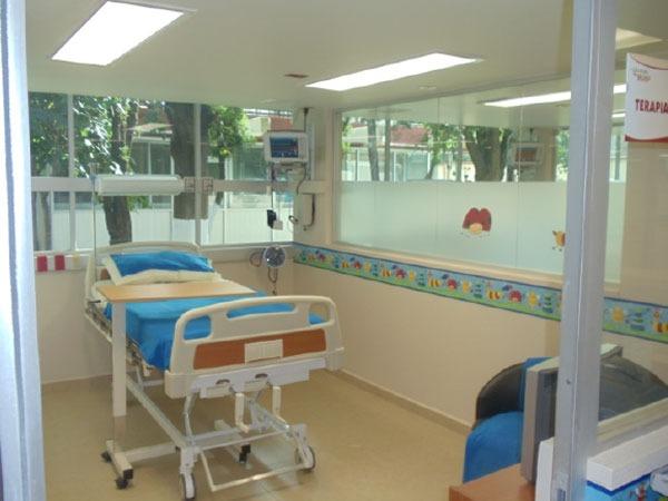 Hasta una cuna robaron del Hospital Pediátrico de Xochimilco