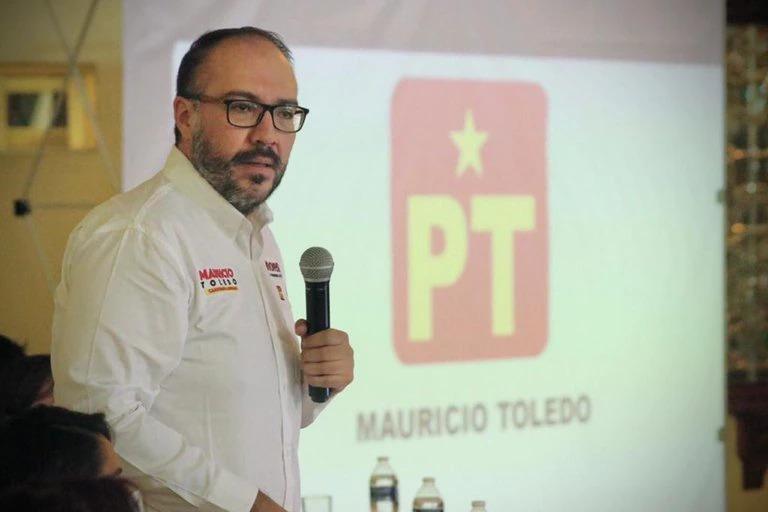 La libra Mauricio Toledo, no procede desafuero