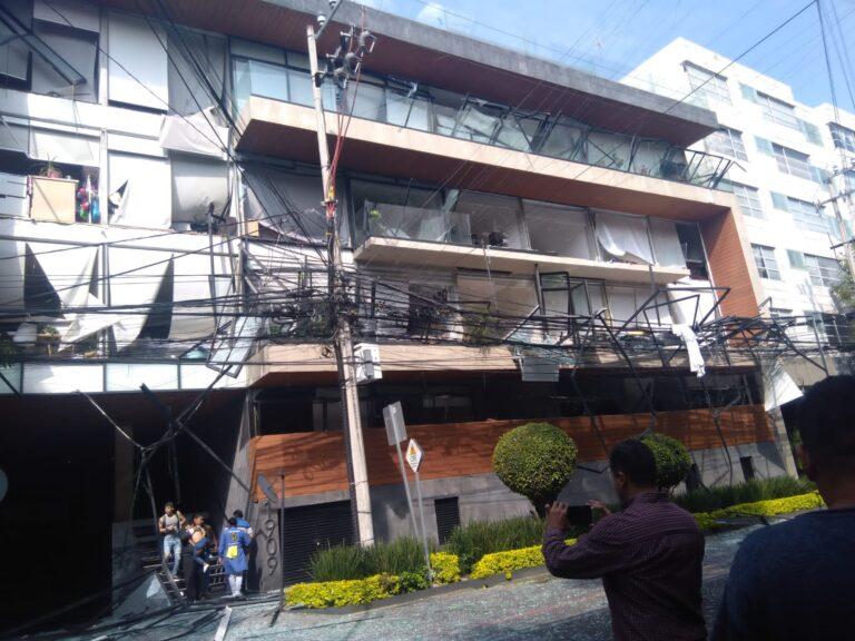 Muere lesionado en explosión de Coyoacán
