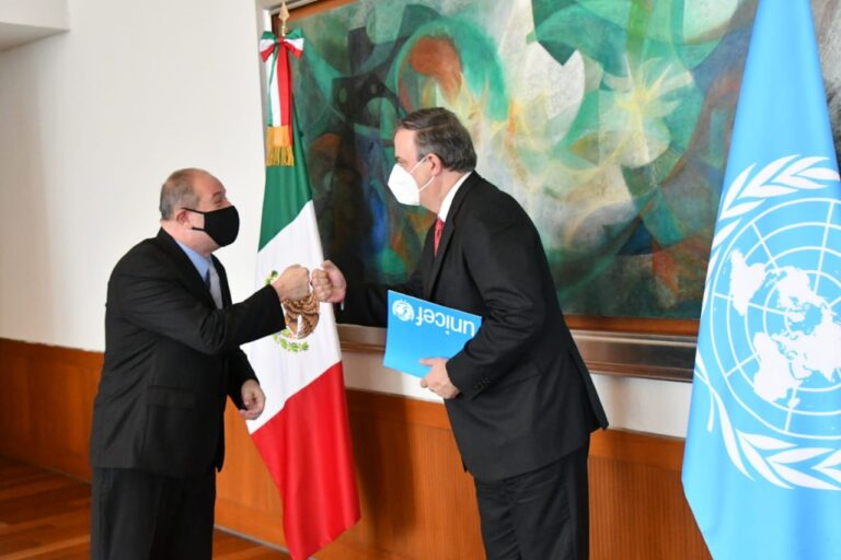 México dará refugio a afganos, confirma Marcelo Ebrard
