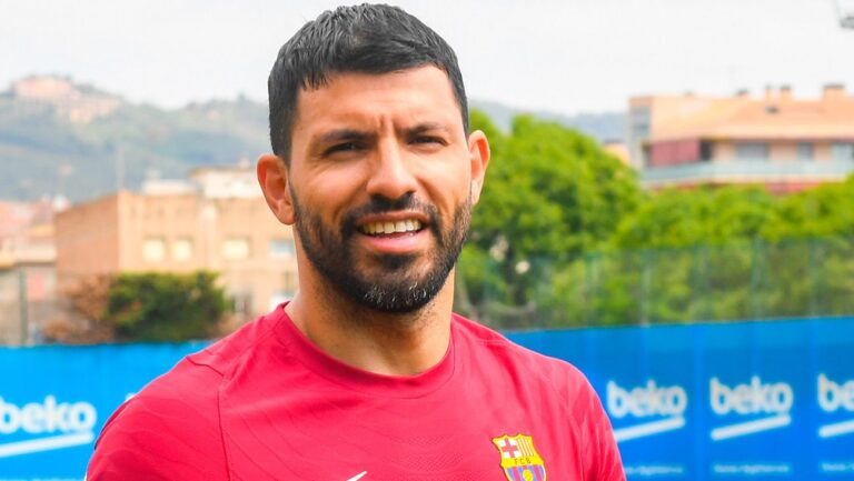 Agüero se pierde el inicio de la campaña con Barcelona