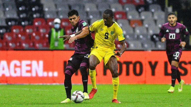 Victoria dramática para México ante Jamaica en el Estadio Azteca