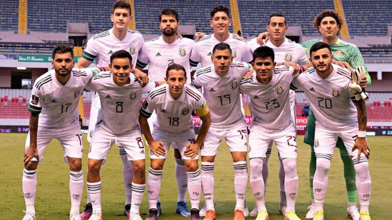 Triunfo mexicano en el Estadio Cuscatlán de El Salvador